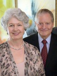 Miriam and Jim Mulva