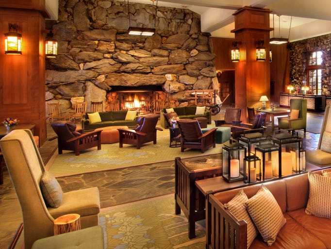 Wonderful Fireplaces In The Dining Room For Cozy And Warm: Warm Up At A Cozy Hotel Fireplace