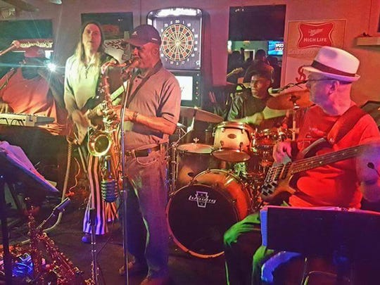Montgomery band Sabadas is scheduled to play at Capitol Oyster Bar on Sunday.