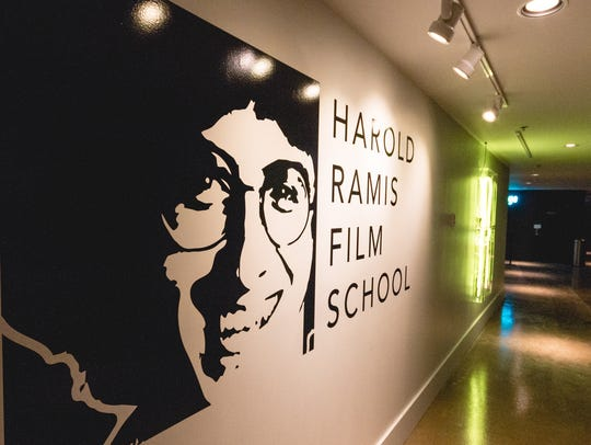 The Harold Ramis Film School was created by former