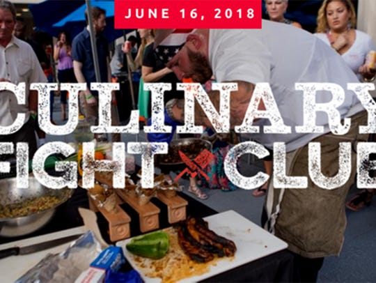Culinary Fight Club returns to Montgomery on Saturday,
