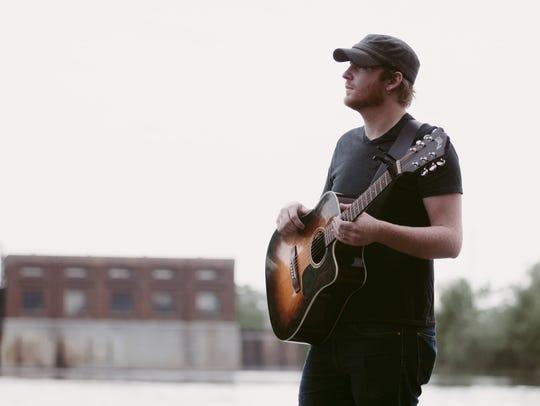 Little Falls-based singer-songwriter Michael Shynes