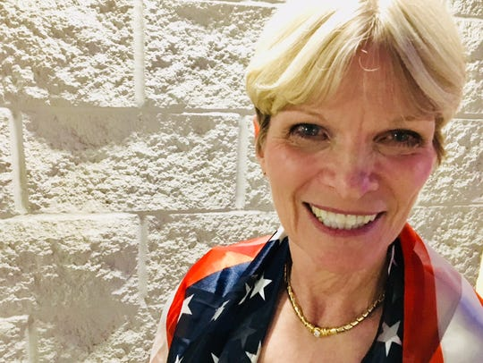 Florida Democratic Party Chair Terrie Rizzo