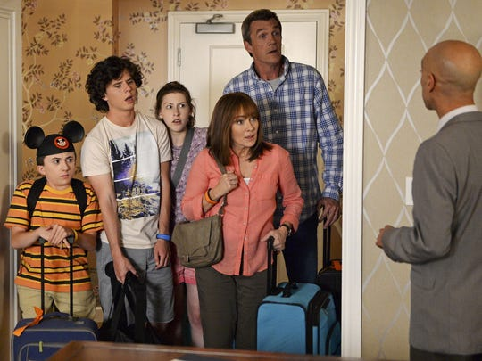 """The Middle"" debuted on ABC in 2009."