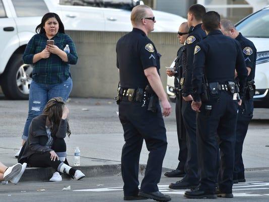 AP CALIFORNIA SHOOTING A USA CA