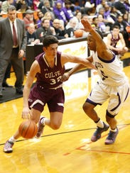 Purdue target Trey Galloway of Culver Military Academy