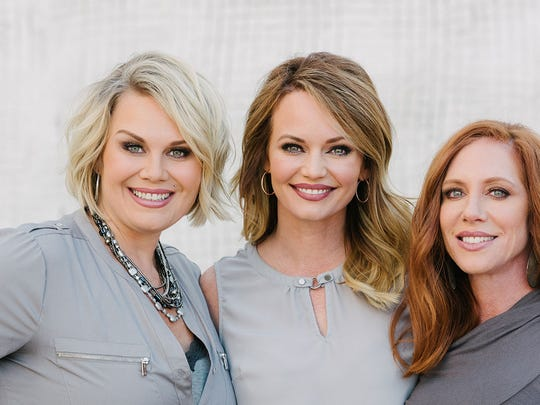 Facette medical spa owners are, left to right, : Amanda