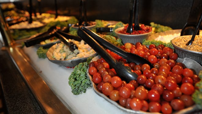 """Food handlers cause about 70% of norovirus outbreaks related to contaminated food, mostly through touching """"ready to eat"""" foods."""