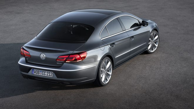 Volkswagen says so long to the CC