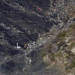 Plane crash reported on the edge of the French Alps