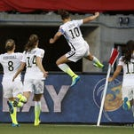 USA vs. China in Women's World Cup quarterfinals