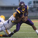 File Photo/the news-star Cameron Lewis, an LSU commit, returns to his starting roles at quarterback and defensive back. MARGRET CROFT/THE NEWS-STAR Wossman?s Cameron Lewis committed to the LSU Tigers on his 18th birthday Thursday.