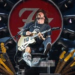 Foo Fighters at Ak-Chin Pavilion in Phoenix