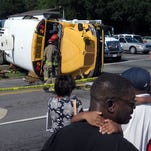 Escambia School Bus Crash / Malcolm Thomas Interview