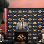 20 photos: Iowa State introduces football coach Matt Campbell