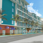 Conceptual drawings by Grand Resorts