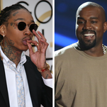 After Wiz Khalifa criticized Kanye West's new album title 'Waves,' Yeezy had some thoughts. Tweets and tweets worth of thoughts.