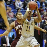 George Marshall and SDSU are clinging to hopes of a regular season Summit League title.