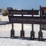 Gulf Islands National Seashore.