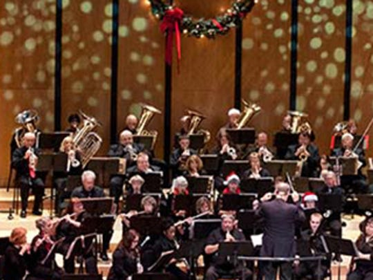 America's Hometown Band will take the stage at Emens on Dec. 6 for a Christmas production.