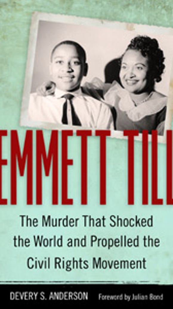 Devery Anderson's book on Emmett Till is now being made into a six-part HBO movie.