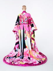 """Costume from Opera Naples production of """"Madama Butterfly."""""""