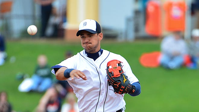 Jose Iglesias will be out for opening day, and possibly much longer.