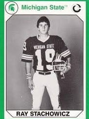 Twice an All-American recipient, Ray Stachowicz Michigan