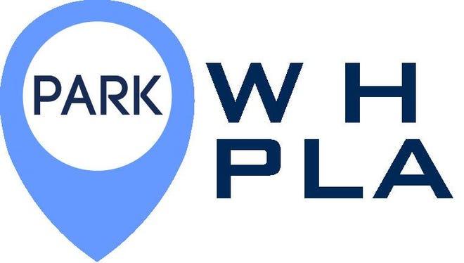 ParkWhitePlains smart phone app logo