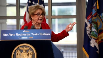 Proposal: Name Rochester's train station after Louise Slaughter