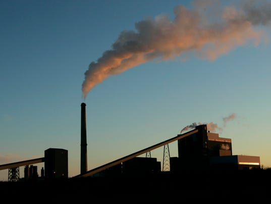 AP COAL PLANT EMISSIONS F FILE USA KS