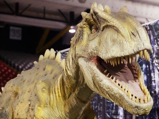 Jurassic Tour's exhibit returns to El Paso bringing life-size, animatronic dinosaurs to the El Paso County Coliseum. The indoor, family-friendly show takes people to the Jurassic, Triassic and Cretaceous periods for an engaging experience with animated dinosaurs and fossil exhibits.