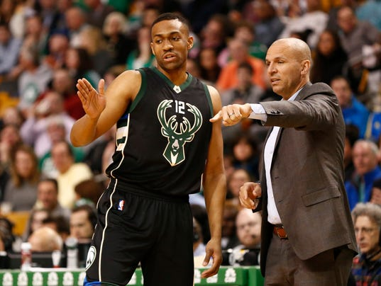 NBA: Milwaukee Bucks at Boston Celtics
