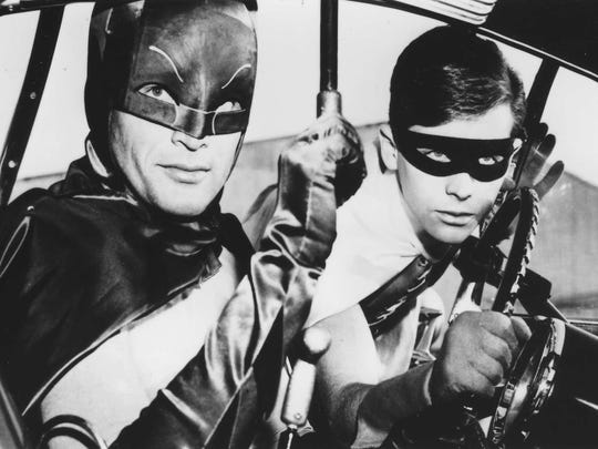 """The Jam are among the many acts who covered """"Batman"""