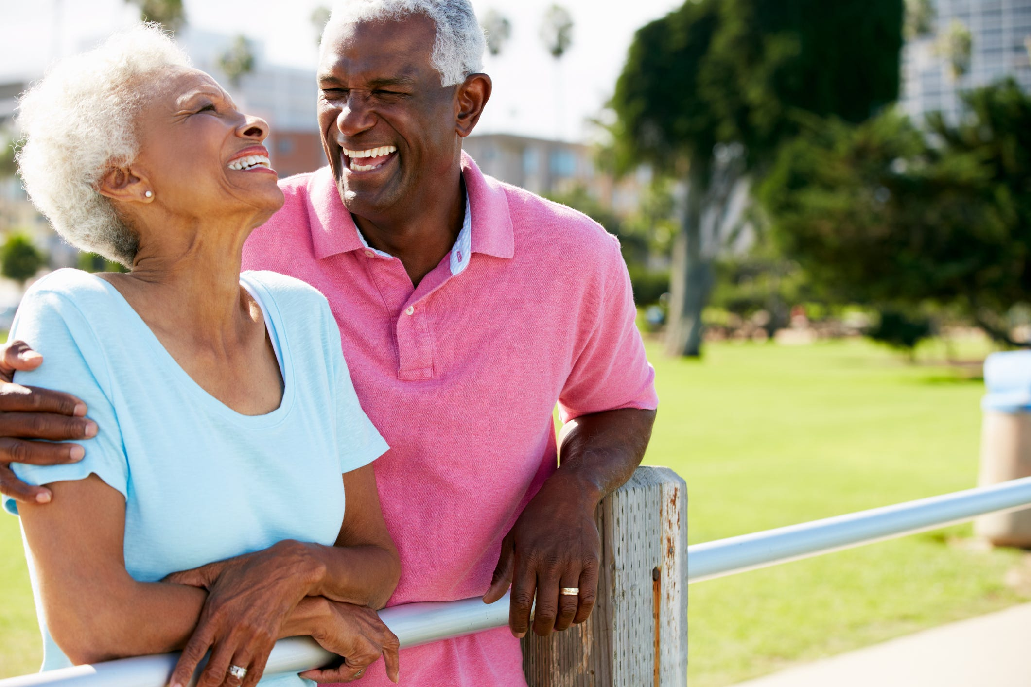 Sexually active older adults