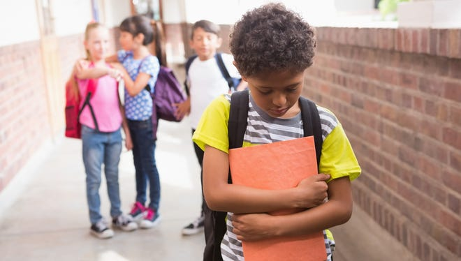 One out of four children is bullied in America each year.
