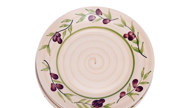 Get creative and paint a plate for the Posh Plates fundraiser for Grace House.