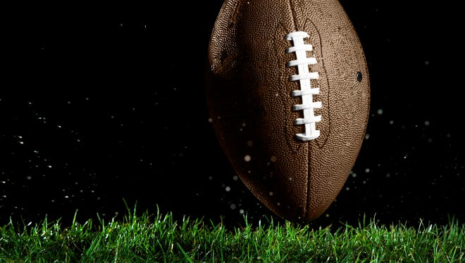 Stock photo of football