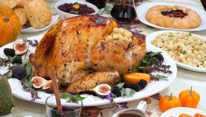 A classic Thanksgiving dinner will cost $49.87 for a gathering of 10.