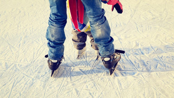A learn-to-ice-skate event at Germain Arena is among this weekend's family-friendly events in Southwest Florida.