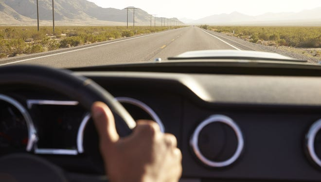 Are we heading for a future in which we can't drive our own car to our vacation destination?
