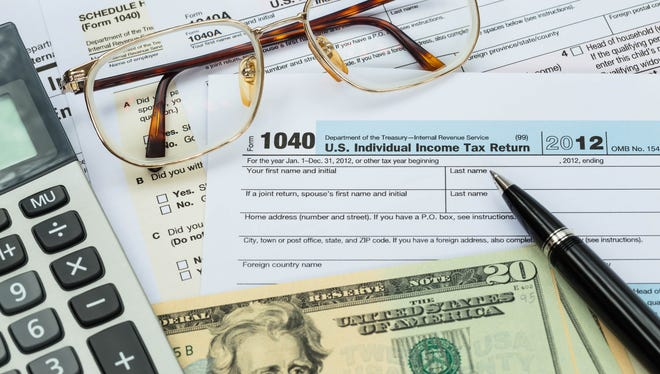 Here are the six things you should know this tax season, according to Russ Wiles.