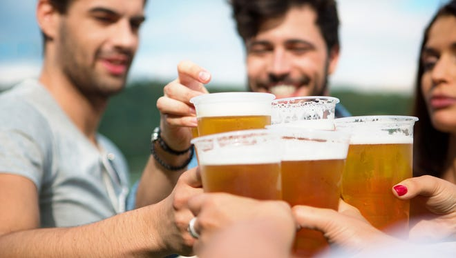 At 1 p.m. Saturday home brewers will take part in a nationwide toast, designed to happen at the same time across the country with other Big Brew events.