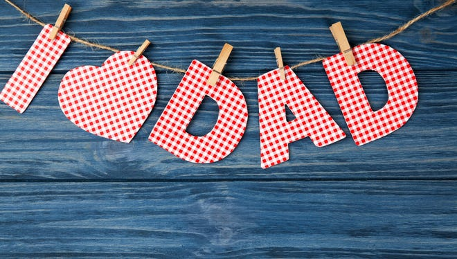 Don't overthink it with gifts for dad. Keep things simple, lighthearted and fun to celebrate him on this day.