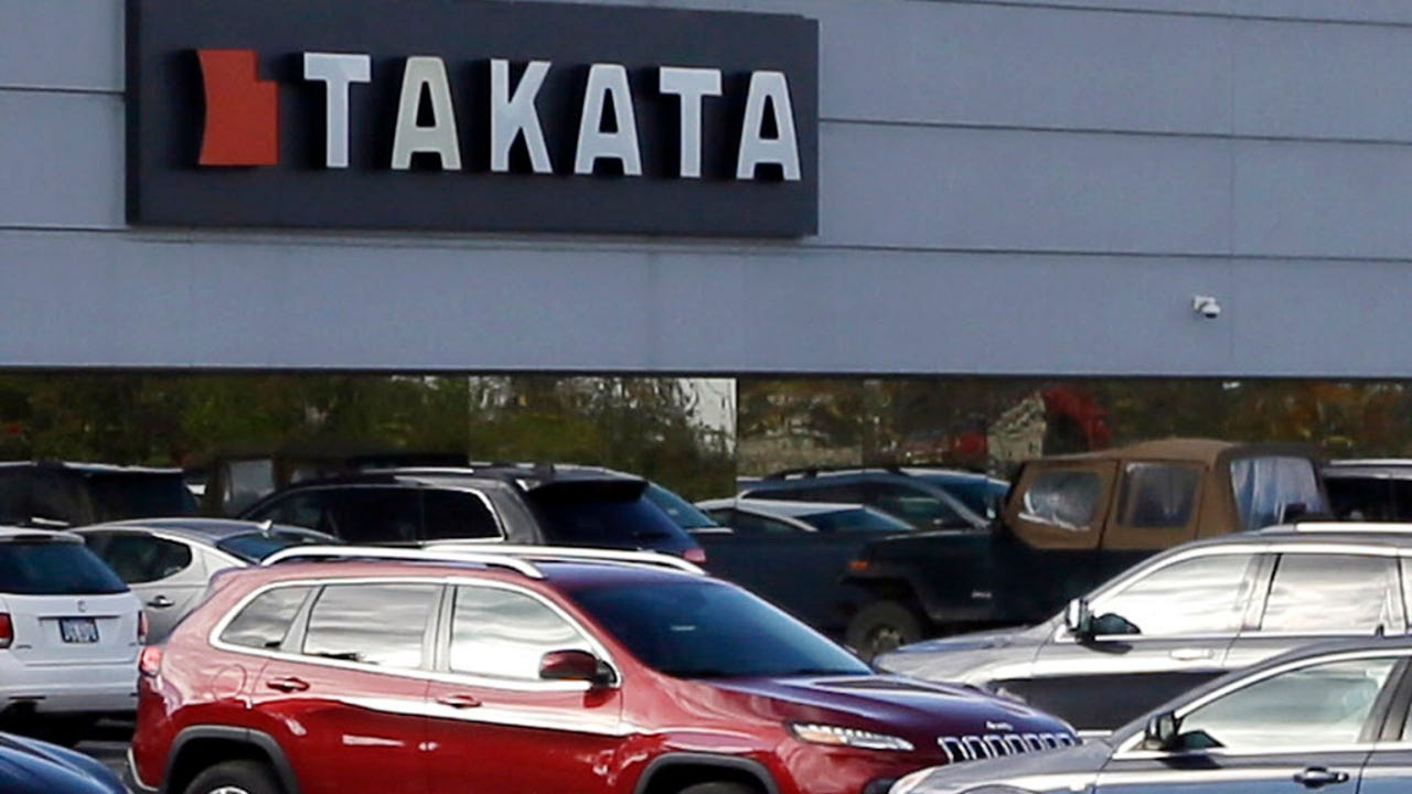 5 facts about Takata's airbag scandal