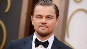 Leonardo DiCaprio at the Oscars in March 2014.