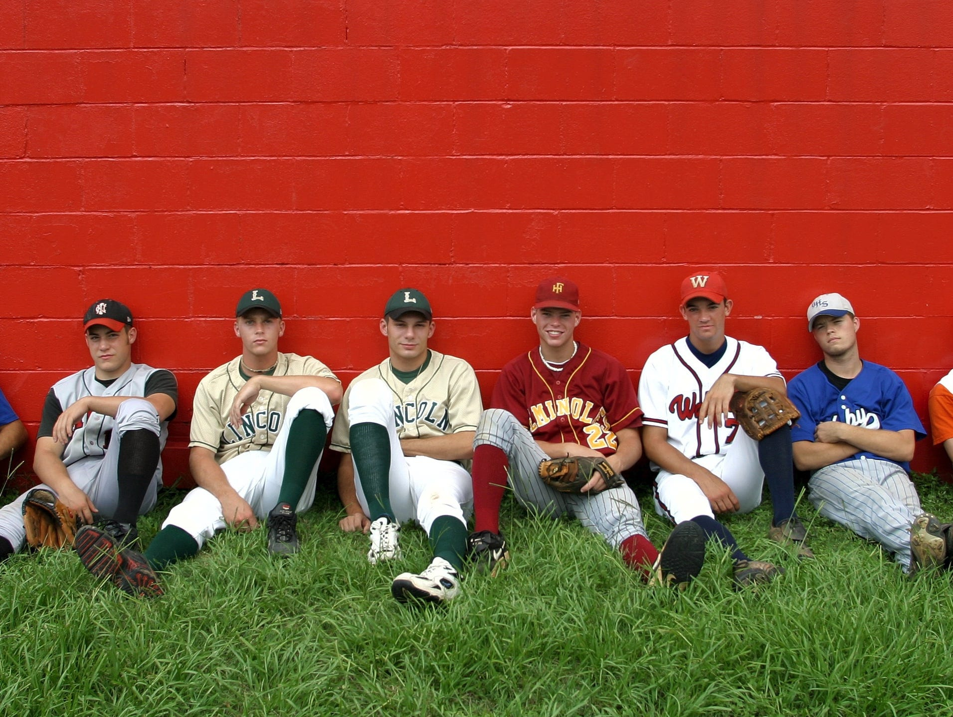 The 2003 All-Big Bend baseball team featured former FSU pitchers Michael Hyde (Lincoln) and Bryan Henry (Florida High). Both led TBC to a national title in 2003, the club's first.