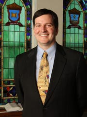 Reverend Andrew Chaney is the senior pastor at First