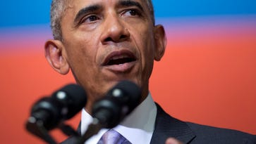 Obama says US working with companies to send humans to Mars