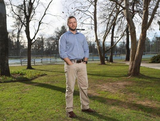 Jeremiah Walsh, Sun Oaks Tennis & Fitness